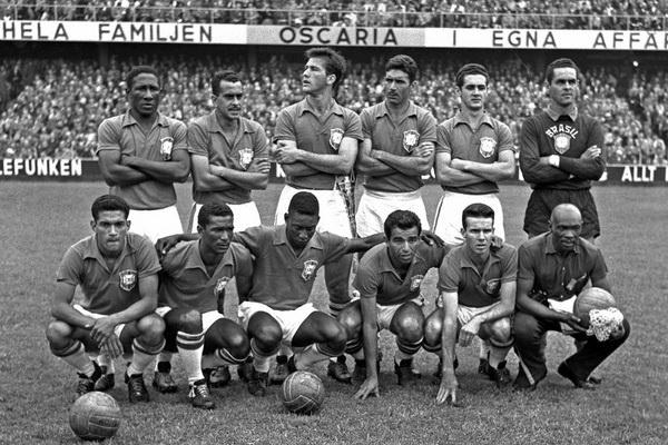 внутренний взор картинки футбол сборной бразилии 1958 год Коммунистический