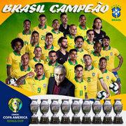 Сборная Бразилии на Кубке Америки по футболу 2019 года