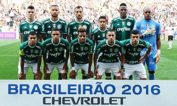 Палмейрас - чемпион Бразилии по футболу 2016 года