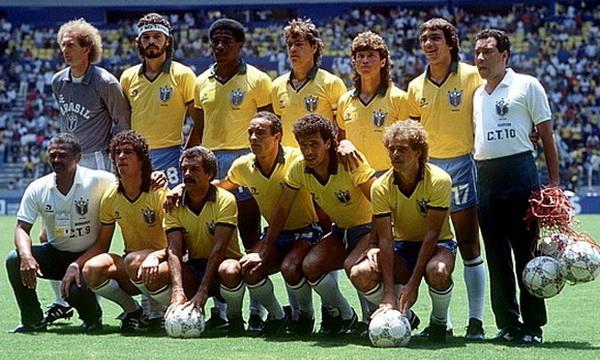 Чемпионат мира по футболу 1986 г.