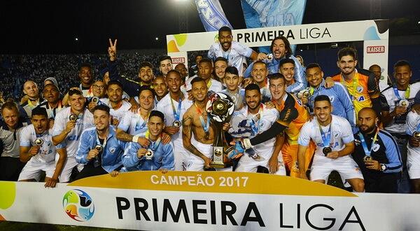 Примейра-Лига Бразилии по футболу