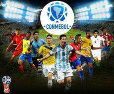 Отборочный турнир в КОНМЕБОЛ